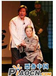 国庆献礼演出剧目:歌剧《野火春风斗古城》